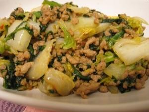 野菜 炒め 材料