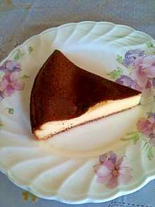 【超簡単】ホットケーキミックスでヨーグルトケーキ♪