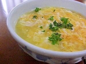 卵 スープ 味付け
