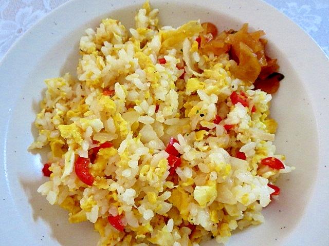 パラパラ卵炒飯