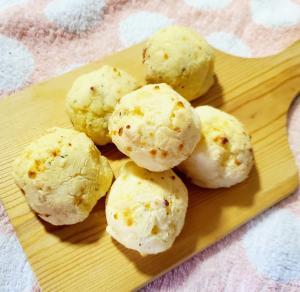 作り方 チーズ ボール の