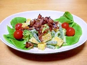 体元気!温野菜のシーザーサラダ