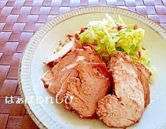 鷄胸肉の紅茶煮♪チャーシュー風味✿