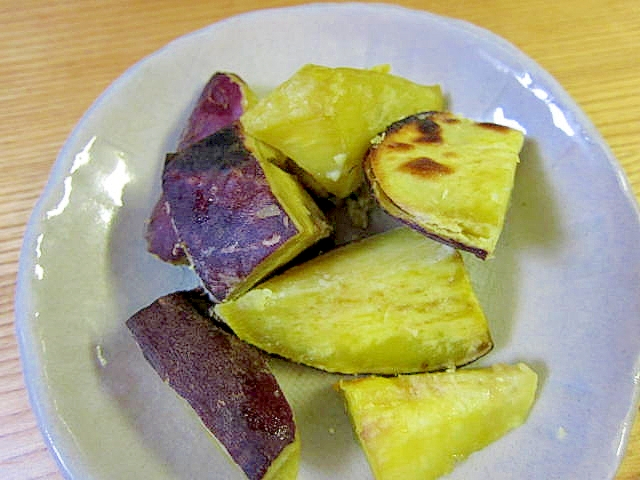 リメイク焼き芋
