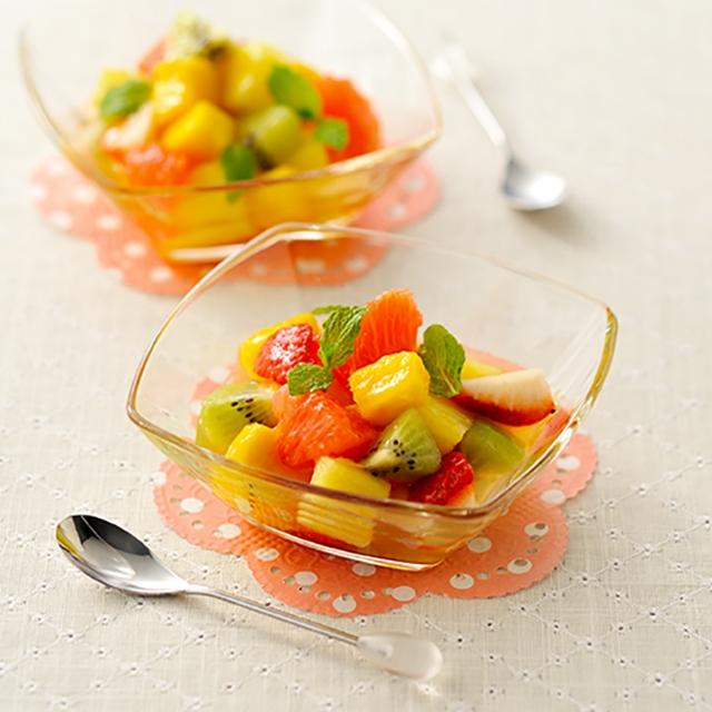 季節の簡単フルーツマリネ