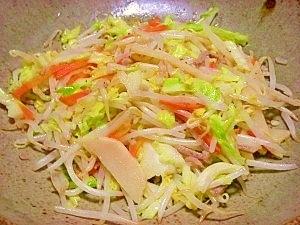 美味しい 野菜 炒め レシピ