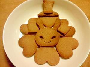バレンタイン☆ちょこれいとクッキー