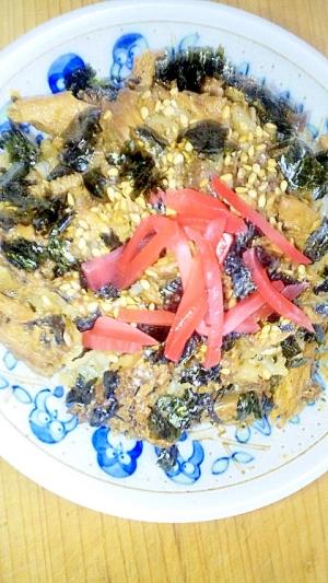 簡単美味!いわしの生姜煮どんぶり