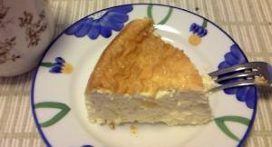 低糖質で超濃厚なニューヨークチーズケーキ♪