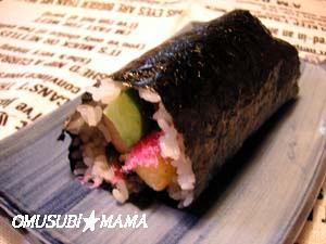 節分に!丸かぶり寿司