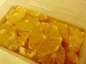 レモン はちみつ 漬け 作り方