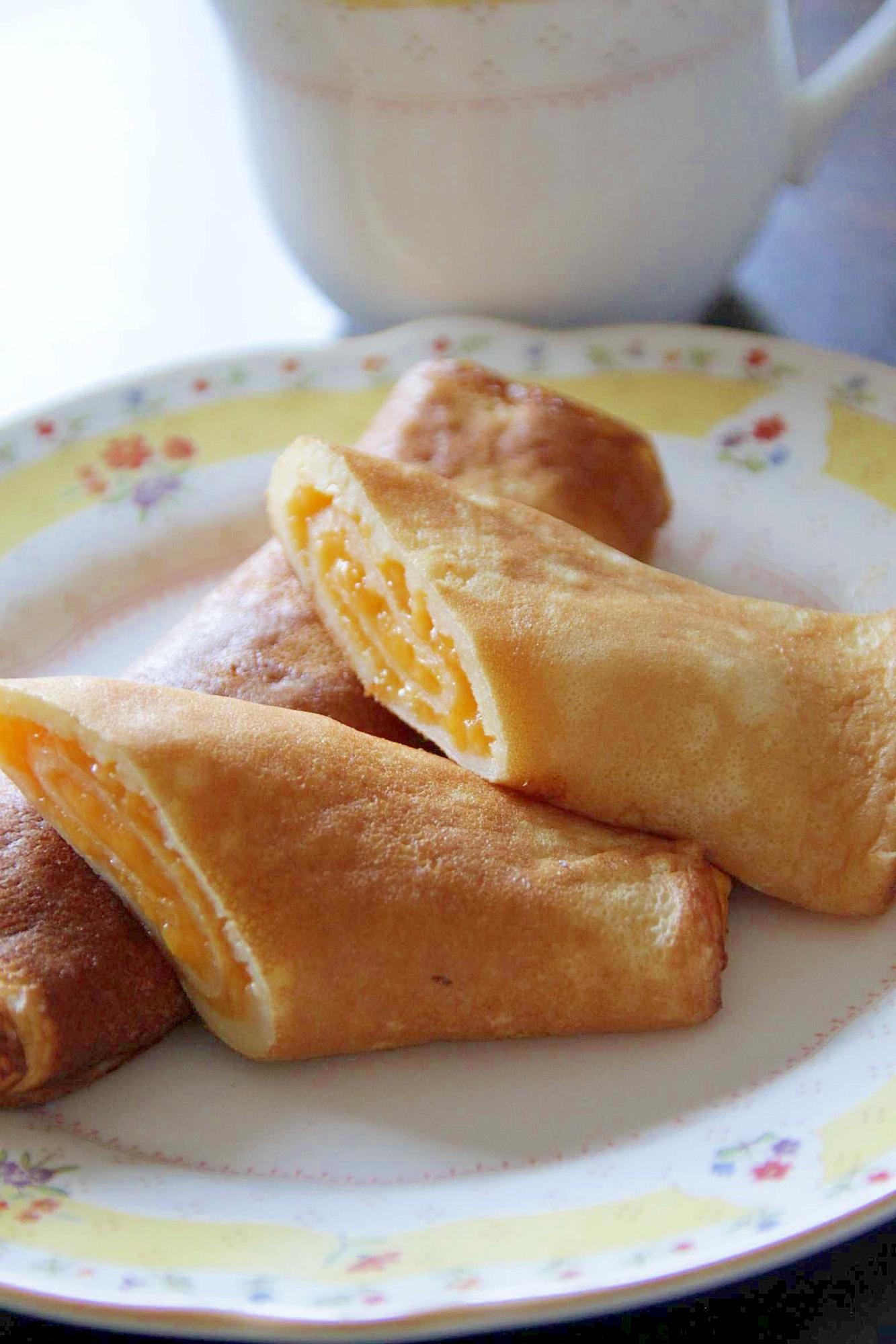 ホットケーキミックスを使って簡単『チーズドッグ』 レシピ・作り方 by ひで |楽天レシピ