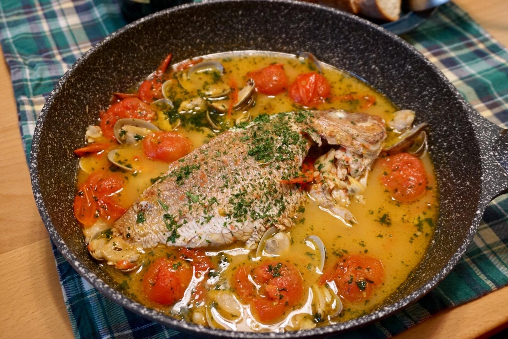 簡単 魚 料理