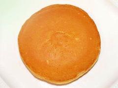 簡単★ホットケーキの素で抹茶小豆どら焼き