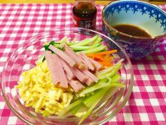【サラダ】春雨と野菜の中華風サラダ