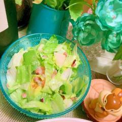 洋梨とアボカドと雑穀のヨーグルトサラダ