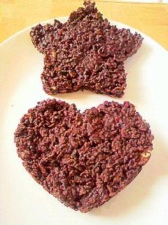 チョコとコーンフレークのみ!クランチチョコレート レシピ・作り方