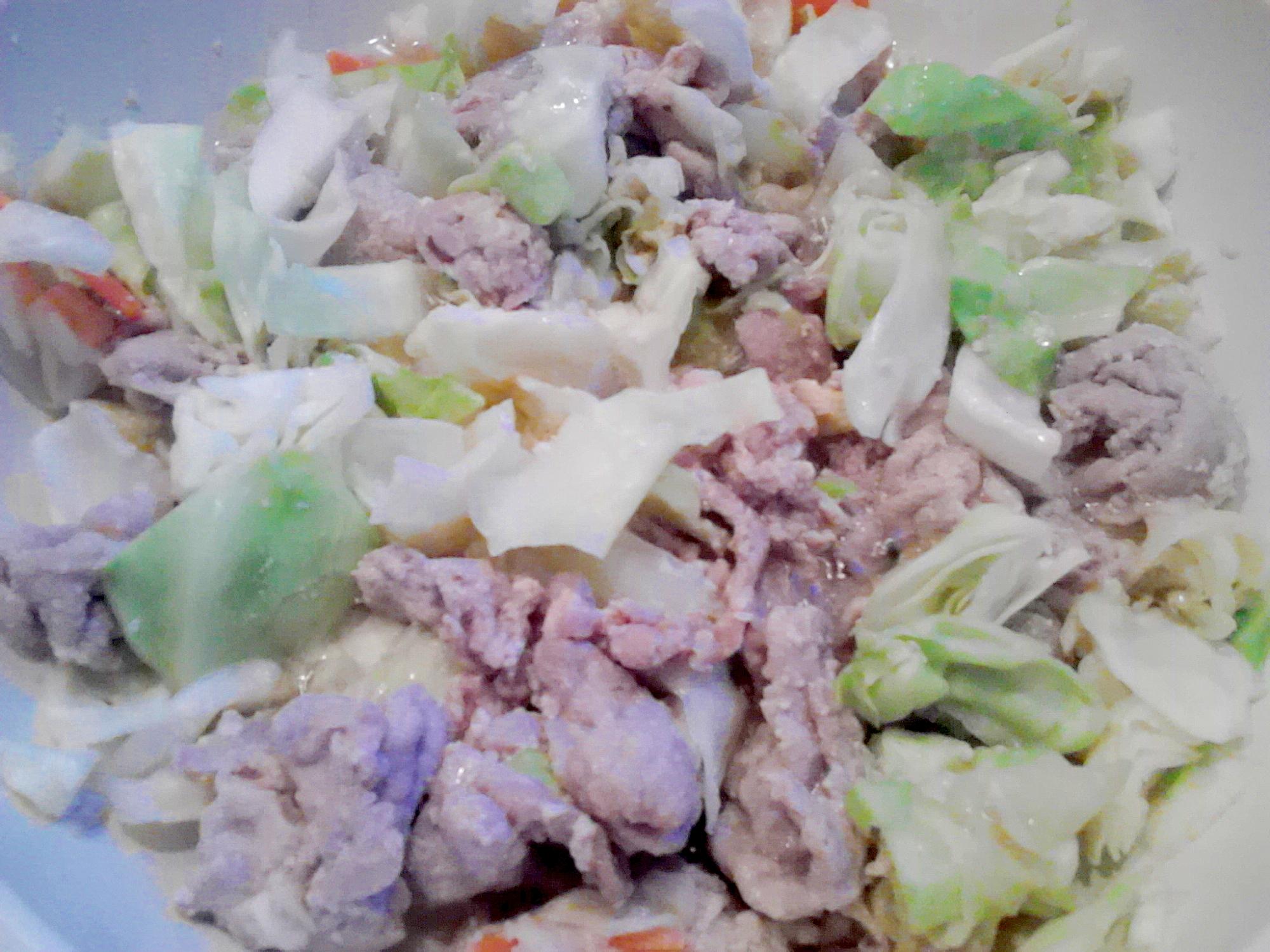 パパッと夕食☆豚肉と野菜の塩麹炒め