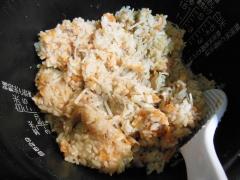 えのき茸とツナ缶の炊き込みご飯