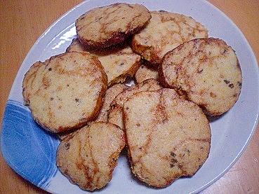 「コーヒーナッツ入りクッキー&紅こうじ入り」
