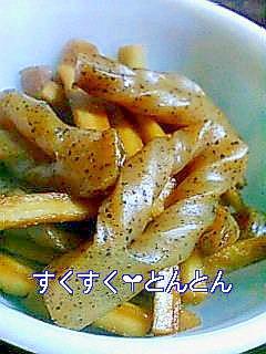 子供大好き☆こんにゃくとごぼうのさっぱり煮 レシピ・作り方 by SCRIT|楽天レシピ
