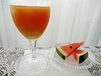 フルーツ100パーセントジュース
