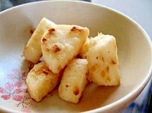 山芋のサクサク焼き