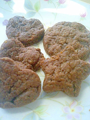 バレンタインチョコクッキー