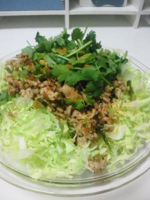タイの味☆ラープガイサラダ レシピ・作り方