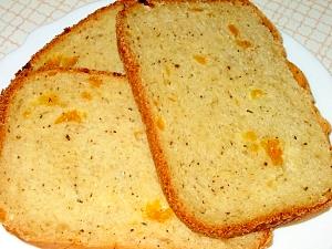 H.B.紅茶葉とドライマンゴーの食パン