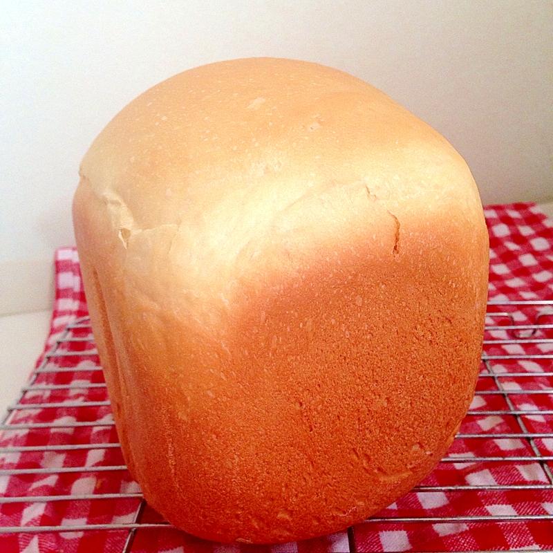 HBで!オレンジジュースの食パン