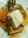 豆腐★彩り野菜のあんかけ
