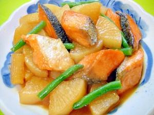 鮭大根 レシピ・作り方 by mint74|楽天レシピ