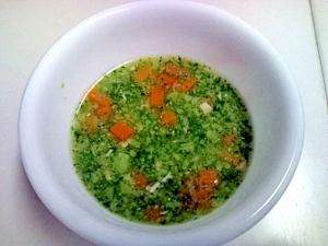 *離乳食*まぐろとお野菜のスープ煮