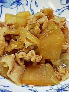 冬瓜 レシピ 豚肉