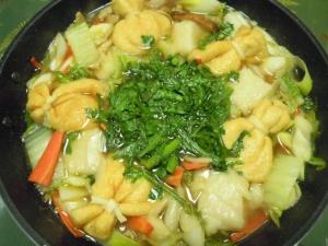 中華風雑煮鍋