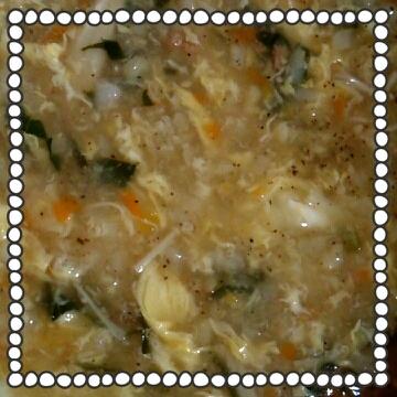 とろっとろ卵スープ