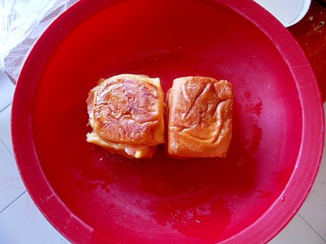 フレンチトースト風サンドイッチ