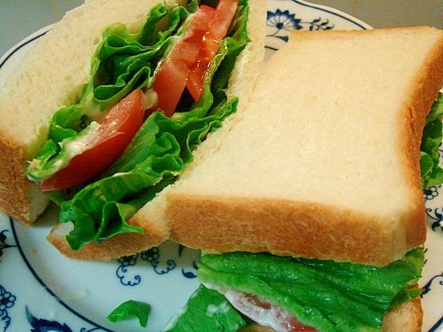 サンドイッチL.T