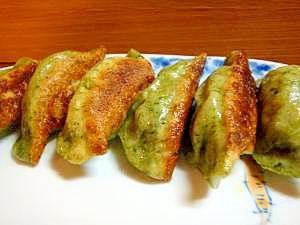 高野豆腐入り餃子