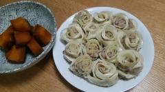 薔薇の餃子