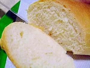 手作りフランスパン