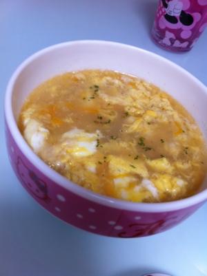 簡単★卵たっぷり中華スープ