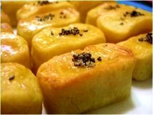 焼き芋で作るスイートポテト