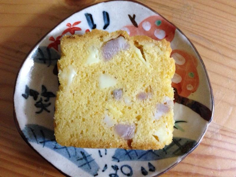 ♪甘くない♪ハムとチーズのパウンドケーキ