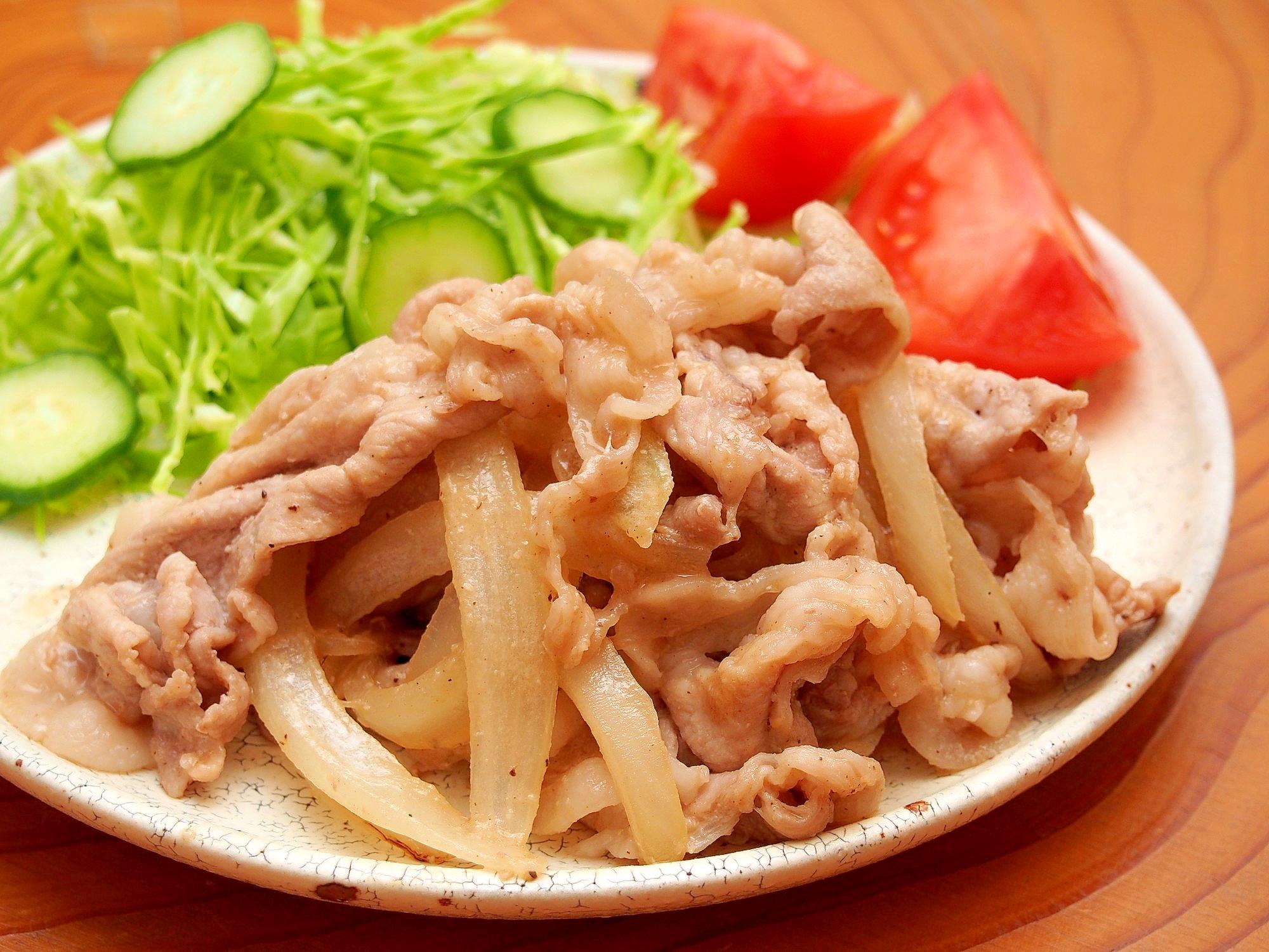 節約レシピ!もやしチーズの豚平焼き