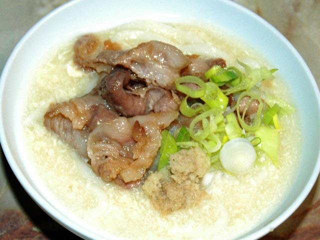 寒い冬に温まる!肉玉あんかけうどん レシピ・作り方 by torezu|楽天レシピ