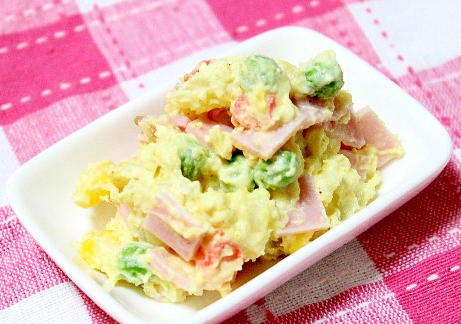 【炊飯器でついで調理★】劇的簡単★ポテトサラダ