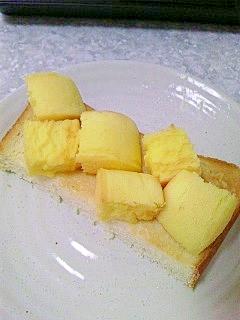 フロマージュでケーキなトースト