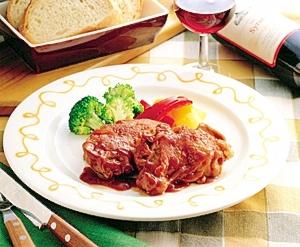楽天マート☆鶏もも肉のケチャップソテー